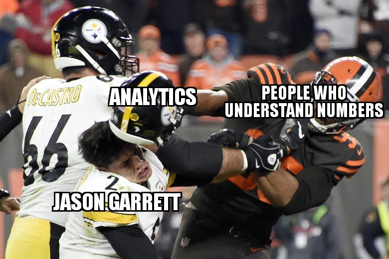 Week 12 Jason Garrett To The Giants Packers Are Who We Thought They Were Rams Get Slaughtered For Arguments Take